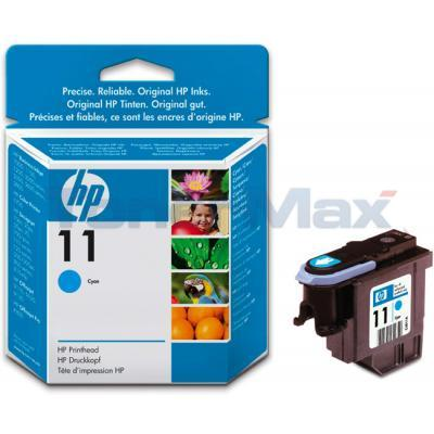 HP NO 11 PRINTHEAD CYAN